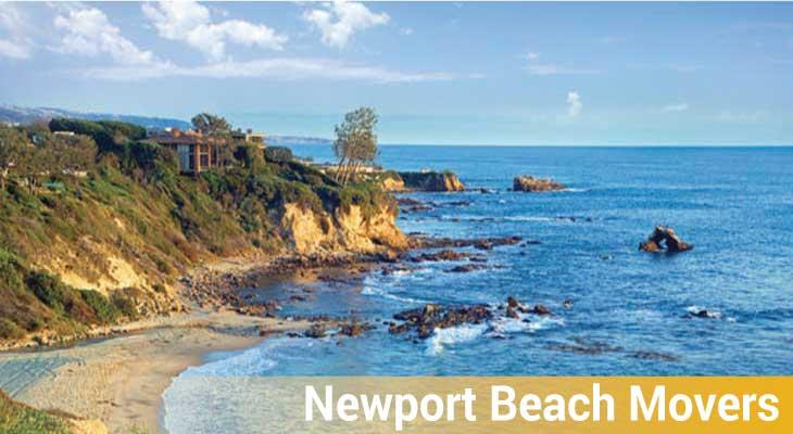 Newport-Beach-fastruck-moving-company